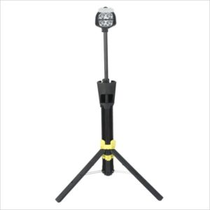 Tour-eclairage-led-20w-chantier-rechargeable