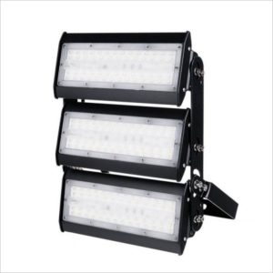 Projecteur-led-150W-grande-hauteur-chantier